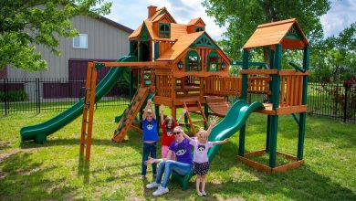 Photo of Swing Sets for Kids