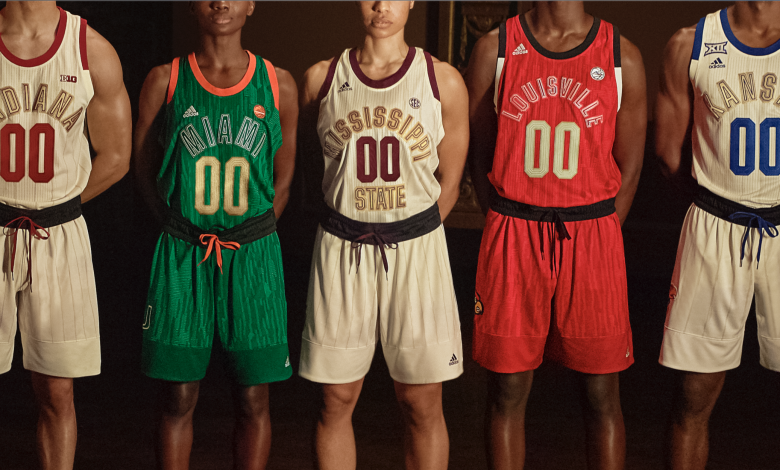 Photo of The History of Basketball Jerseys